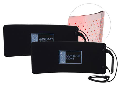 Chiropractic Canonsburg and McMurray PA Contour Light Pads